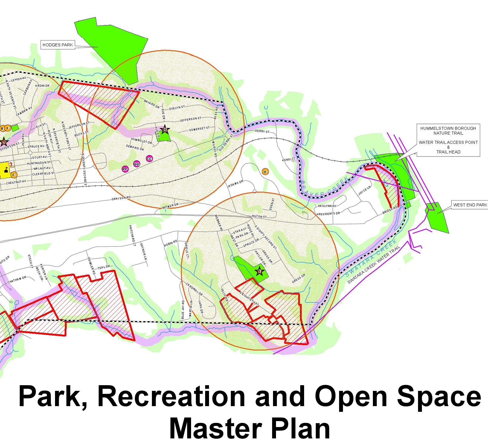Comprehensive Rec Park Open Space Plan